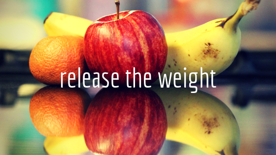 release the weight